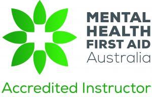Mhfa Logo Accredited Instructor
